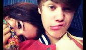 Justin Bieber actions Fratrie Love (Photos)