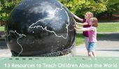 13 Ressources pour enseigner aux enfants sur le monde