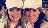 Jeux Olympiques: la cérémonie de clôture et retrouvailles!  Les athlètes partagent leur Photos personnelles