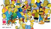 Les meilleurs rôles de la vie réelle de Stars 'Simpsons'