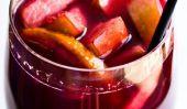 Rouge Sangria Recette: Cheers to Drink Jour vin!