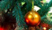 Petit bricolage de Noël - Instructions pour le coeur tressé