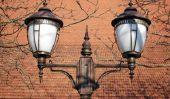 Connectez deux lampes à une ligne - comment cela fonctionne: