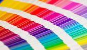 Voir les cartes de couleurs pour la peinture en ligne - comment ça marche