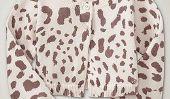 Imprimé léopard pour les petites filles