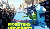 Talonnage avec les Stars: Je suis allé à l'Université Monsters Premiere et Il était génial