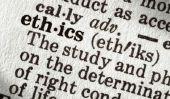 Qu'est-ce que l'éthique?  - Une explication des termes