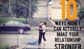 Pour riches ou plus pauvres - 10 Ways argent peut effectivement aider à garder votre relation forte