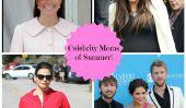 Kate Middleton, Kim Kardashian et notre nouveau Celebrity mamans Of Summer!
