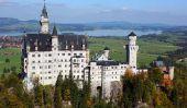 Où est Neuschwanstein?  - Pour en savoir plus sur le château de conte de fées