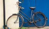 vente aux enchères de vélos - donc vous rendre à une bonne affaire