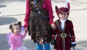 Impressionnant Wicked Halloween Costume histoire de notre famille