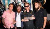«Game of Thrones de Cast & Nouvelles: Membres de Heavy Metal Band Mastodon Apparaître sur le Salon comme des sauvageons