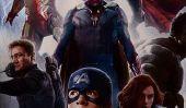 Marvel 'Avengers 2' Age of Ultron spoilers », Caractères & Cast Nouvelles: Concept Art pour les surfaces Vision, Qu'est-ce que le révéler?