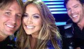 «American Idol 13 'Episode Recap & Juges: Jennifer Lopez se joint de les Shades of Blue' Cop Série