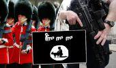 ISIS Terreur complot visant à tuer des soldats britanniques dans les forces armées Day Parade déjoué