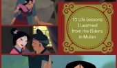 Respectez vos aînés: 15 leçons de vie apprises des aînés dans Mulan