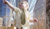 Mise à jour!  Les costumes les plus Geektastic d'Halloween pour enfants et bébés (Photos)