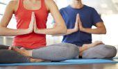 exercices de partenaires - Yoga