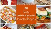 Eats été!  20 lard et tomates grillées Recettes