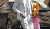 Dynamiques: David Arquette habille tout blanc aux répétitions (Photos)