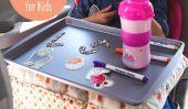10 DIYs pour Faire Voyage avec des enfants beaucoup plus facile