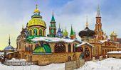 Le Temple de toutes les religions en Russie