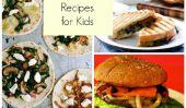 7 savoureuses recettes champignons pour les enfants