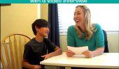 Capturez le développement de votre enfant avec une Interview vidéo!  [Vidéo]