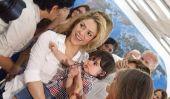 NBC Les juges vocaux 2014: Shakira ouvre sa huitième école colombienne pour les plus démunis