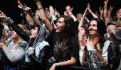 Top 10 des festivals les plus populaires de l'Europe