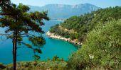 Mettez l'île grecque sous le microscope - Thassos