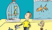 New Dr. Seuss livre intitulé «Qu'est-ce que je devrais obtenir Pet 'Out Aujourd'hui