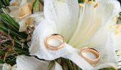 Renouveler voeux de mariage - donc vous rendre à la cérémonie