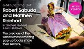 Robert Sabuda et Matthew Reinhart Interview