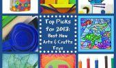 Meilleurs choix pour 2013: Best New Arts et artisanat Jouets