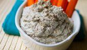 Facile Raw Cashew Dip pour le printemps