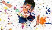 Teinter la peinture au latex - comment cela fonctionne: