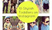 Bébé Got Style: 10 enfants sauront suivre sur Instagram