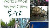 Les villes les plus visitées dans le monde 2013
