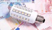 LED au lieu d'halogènes - avantages et inconvénients