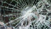 Rapport dommages droite de la fenêtre de l'assurance