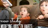 Est-ce que votre enfant Regarder la télévision Influencer leur mauvais comportement?
