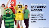 Yo Gabba Gabba créateurs Christian Jacobs et Scott Schultz sur le secret de la télévision de grands enfants.