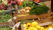 Ce qui est vraiment plus cher: Marchés ou épiceries?