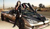 Top 10 Célébrités avec la plupart des voitures belles et chères
