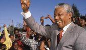 Président Nelson Mandela: Rest in pacifique Lumière