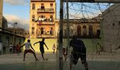 Nouvelles de Cuba: les jeunes athlètes Prend Favor Football Plus de baseball comme sport le plus populaire à Cuba