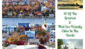 Villes les plus vertes du monde: 10 Energy Efficient Destinations