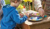 Pâques - bricoler avec les enfants